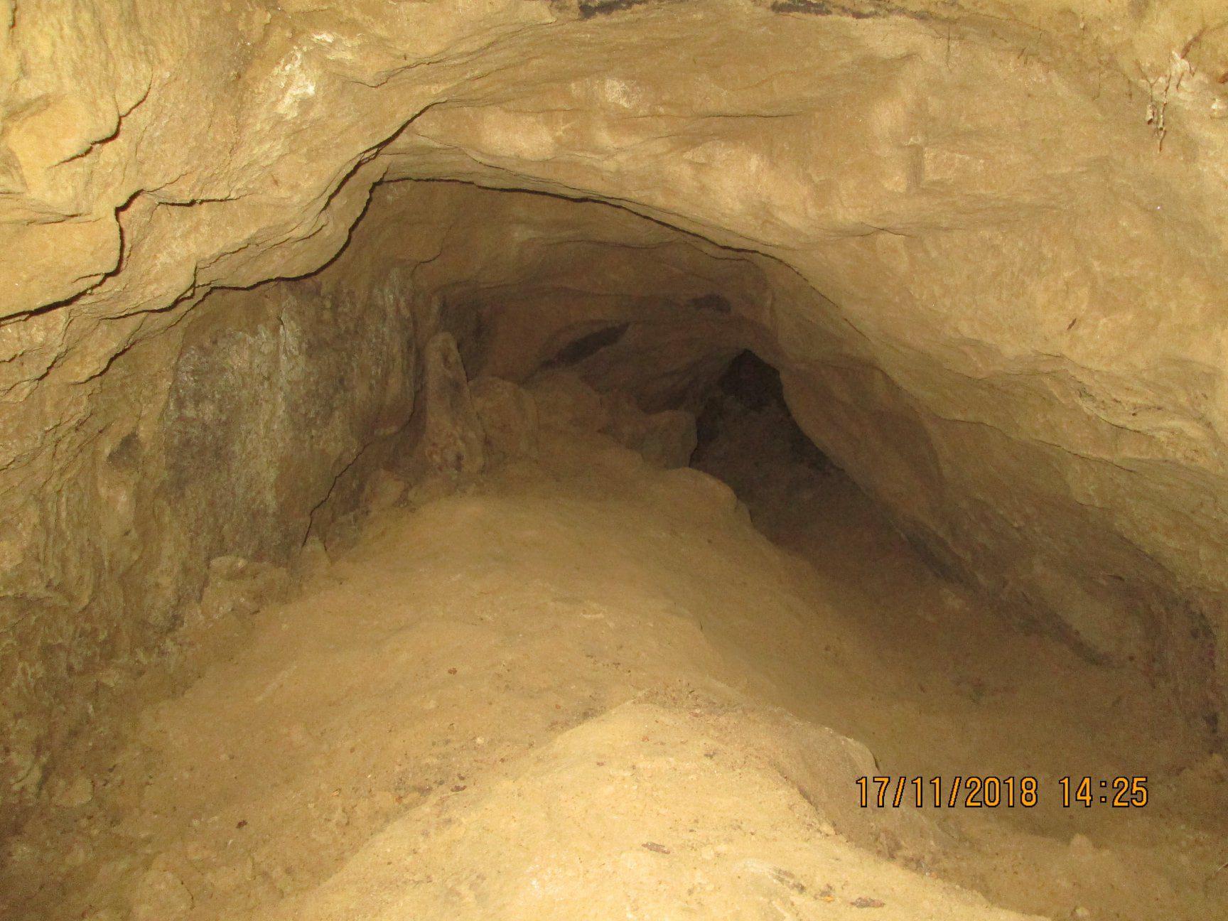 Подземелье в Змиеве