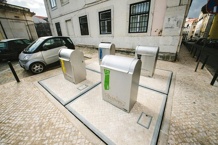 «Розумна» система вивозу сміття в Харкові